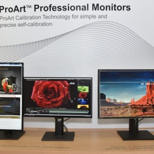 ASUS outs two more monitors