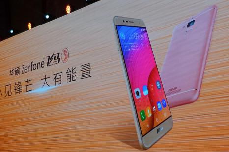 ASUS intros the Zenfone Pegasus 3 smartphone