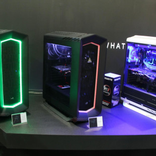 AeroCool announces the Project 7 cases, PSUs and coolers