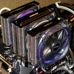 Antec debuts the Elegant CPU coolers