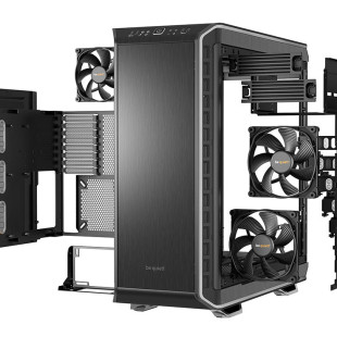Be Quiet! launches the Dark Base 900 cases