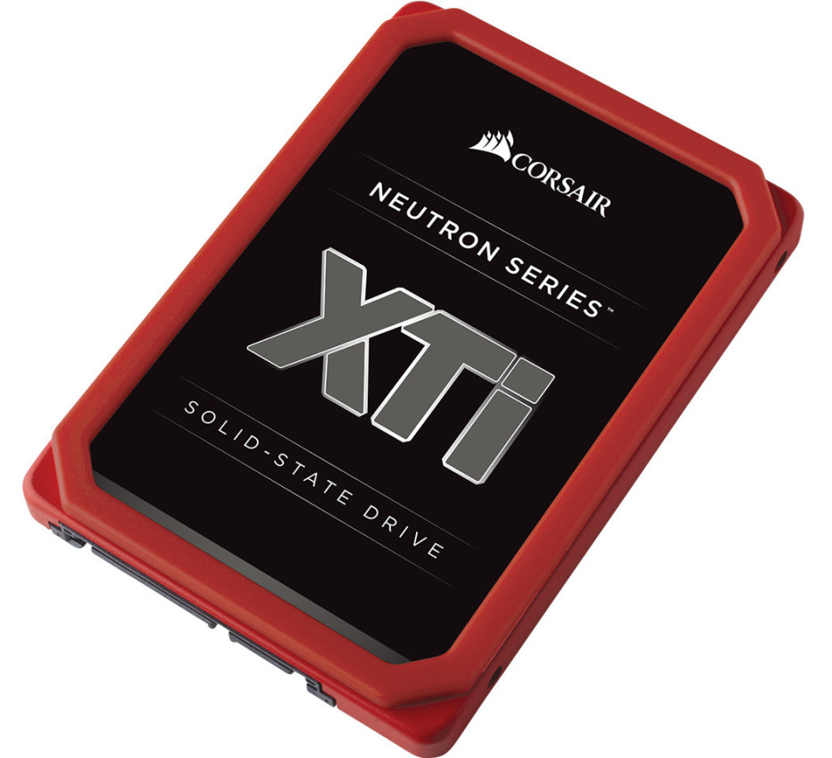 Corsair unveils the Neutron XTi SSD line