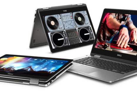 Dell announces new Inspiron notebooks