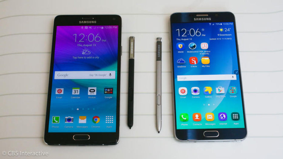Blogger leaks Galaxy Note 7 specs
