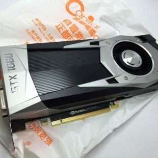 First picture of GeForce GTX 1060