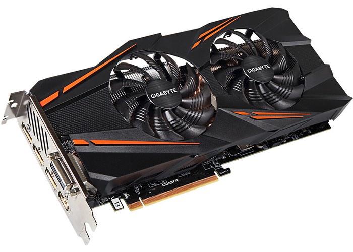Gigabyte GTX 1070 WindForce