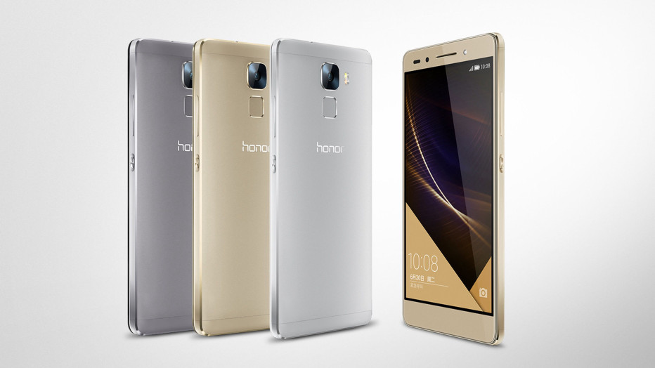The Huawei Honor 8 will appear in early July