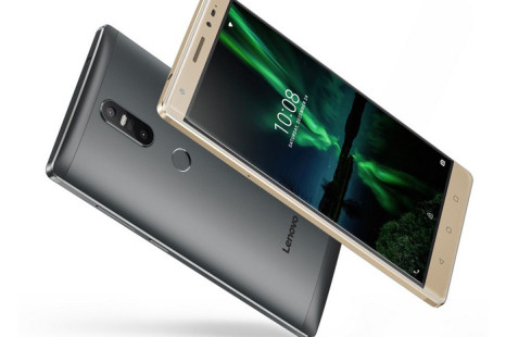 Lenovo presents the Phab 2 and Phab 2 Plus phablets
