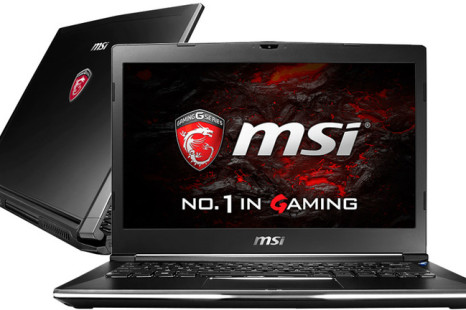MSI presents the GS32 6QE Shadow notebook