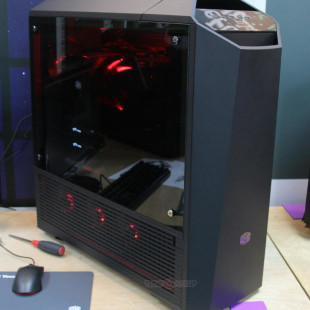 Cooler Master presents MasterCase Maker 7 case