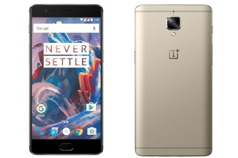 OnePlus presents the OnePlus 3 smartphone
