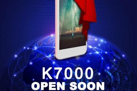Oukitel K7000 boasts a 7000 mAh battery