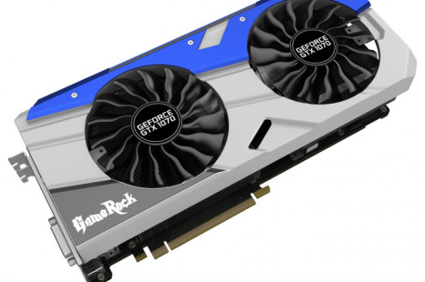 Palit and Gainward announce huge GeForce GTX 1070 cards
