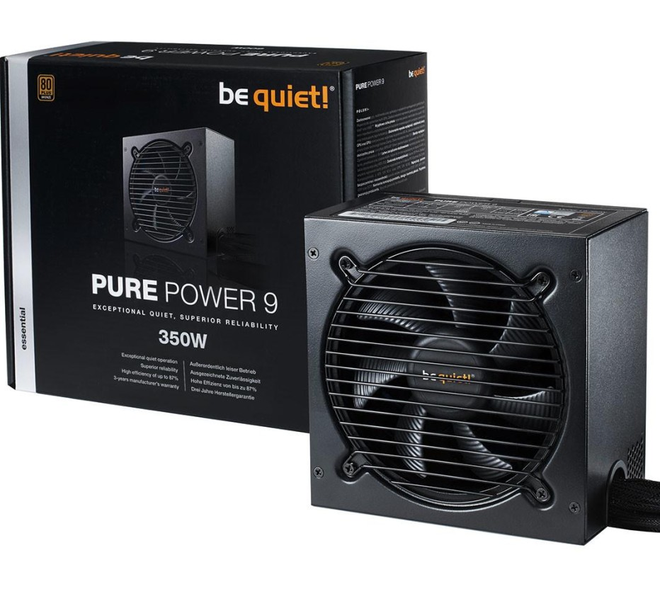 Be Quiet! expands the Pure Power 9 PSU line