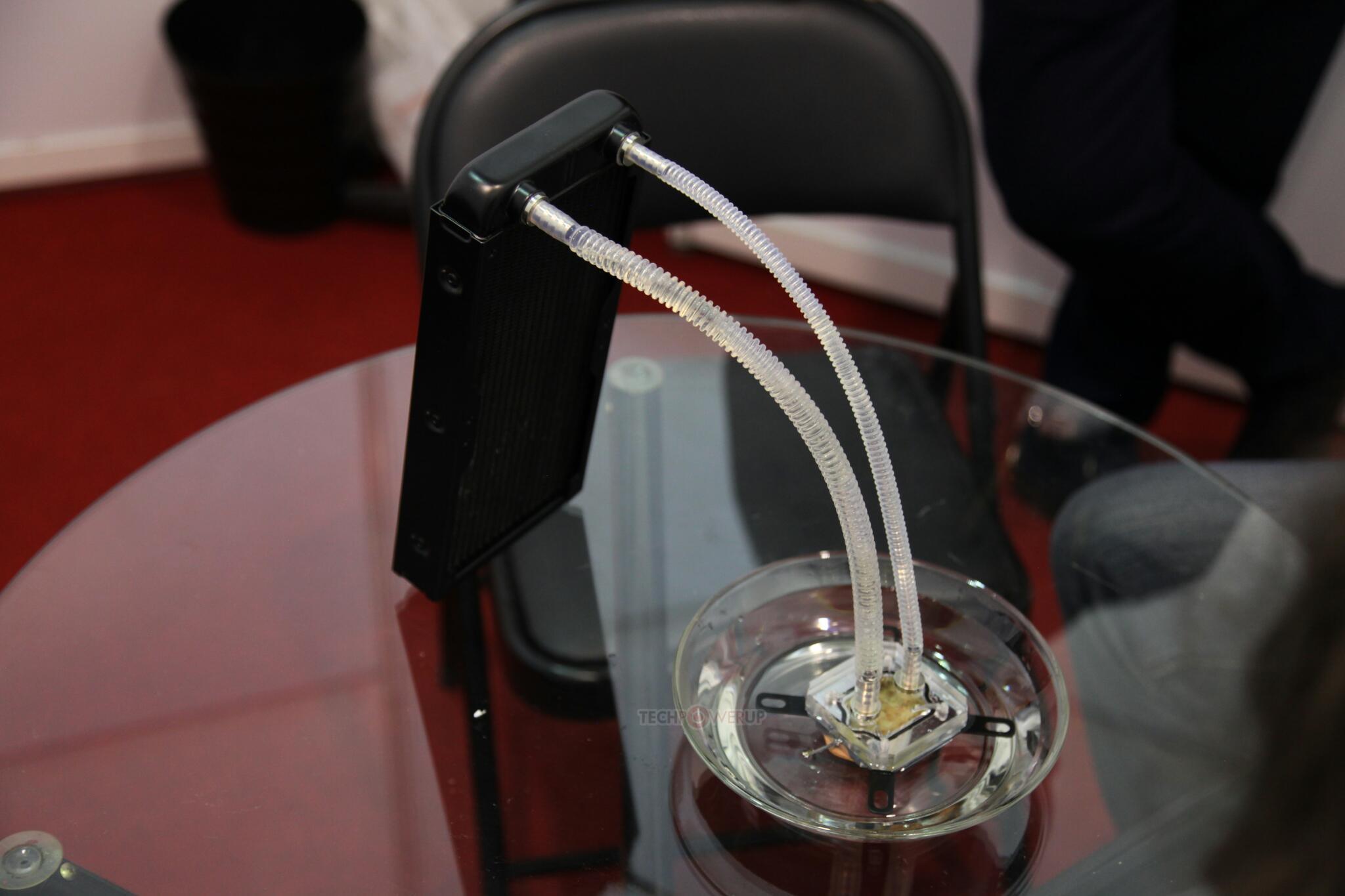 Raijintek liquid cooler