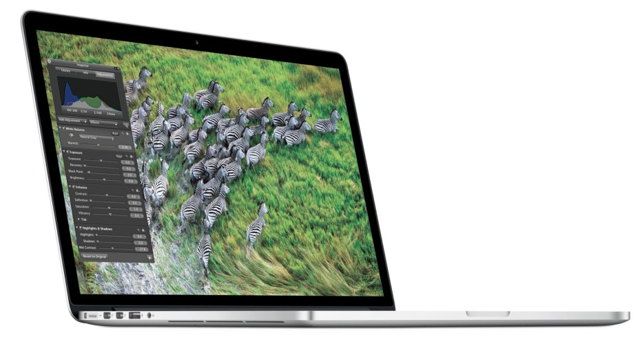 Apple's Retina MacBook Pro has a freezing issue