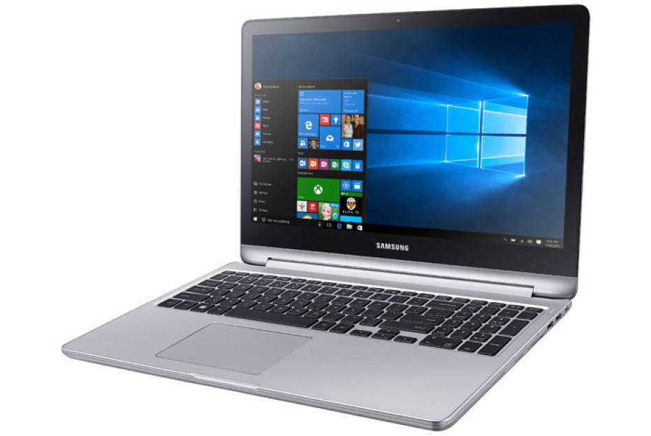 Samsung debuts two Notebook 7 spin models