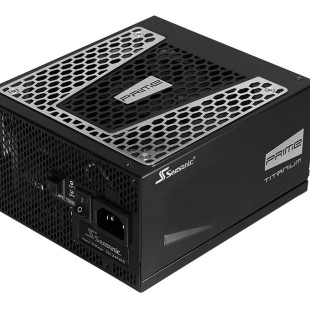 Seasonic debuts Prime Titanium power supplies