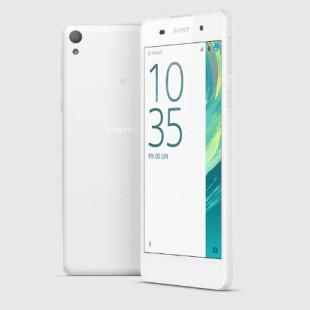 Sony announces the Xperia E5 smartphone