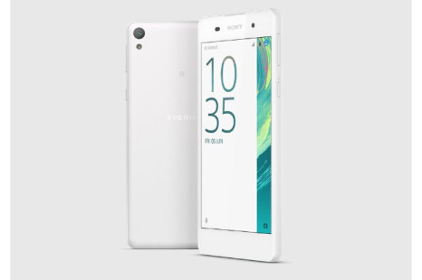 Sony announces the Xperia E5 smartphone