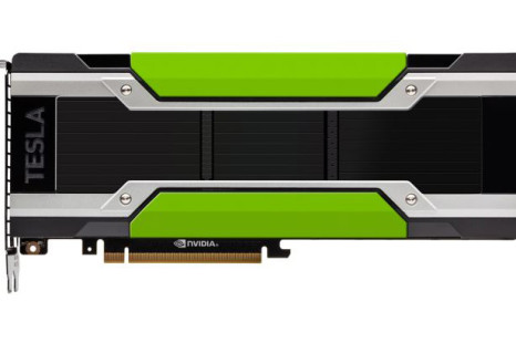 NVIDIA presents Tesla P100 with PCIe interface