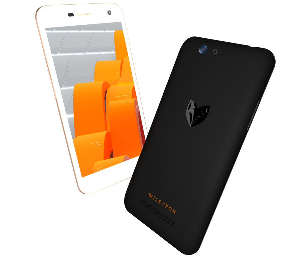 Wileyfox unveils three budget smartphones