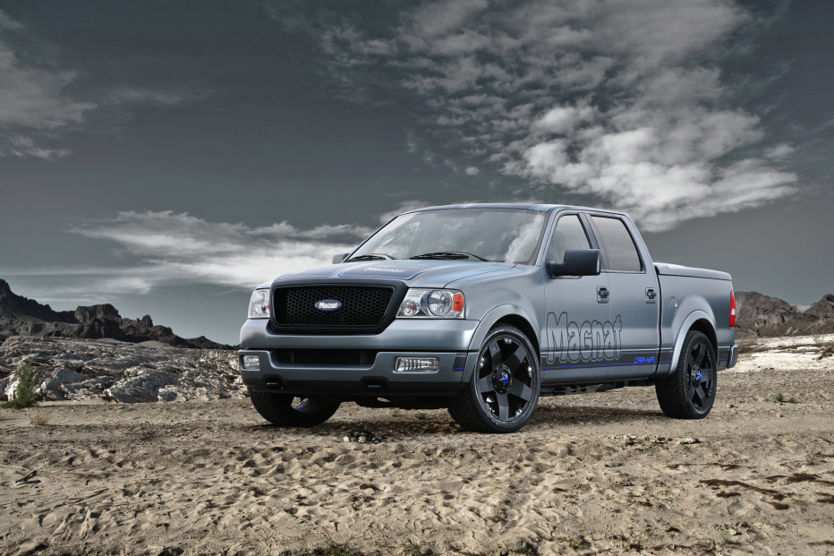 The History of the Pickup Truck