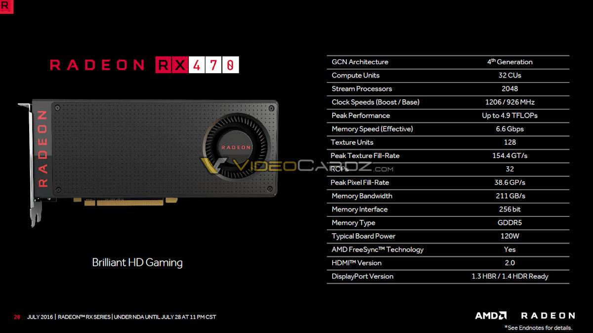 AMD RX 470