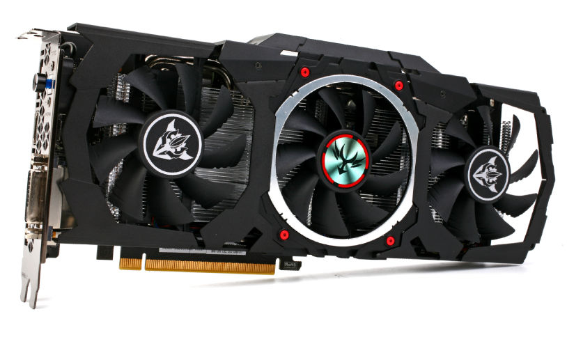 Colorful iGame GTX 1060