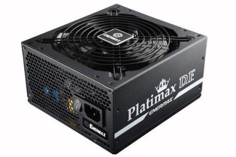 Enermax releases Platimax D.F. power supplies