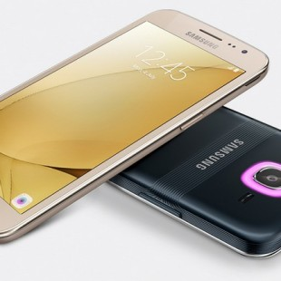 Samsung presents the new Galaxy J2 smartphone