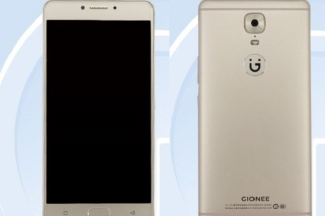 TENAA certifies the Gionee M6 smartphone