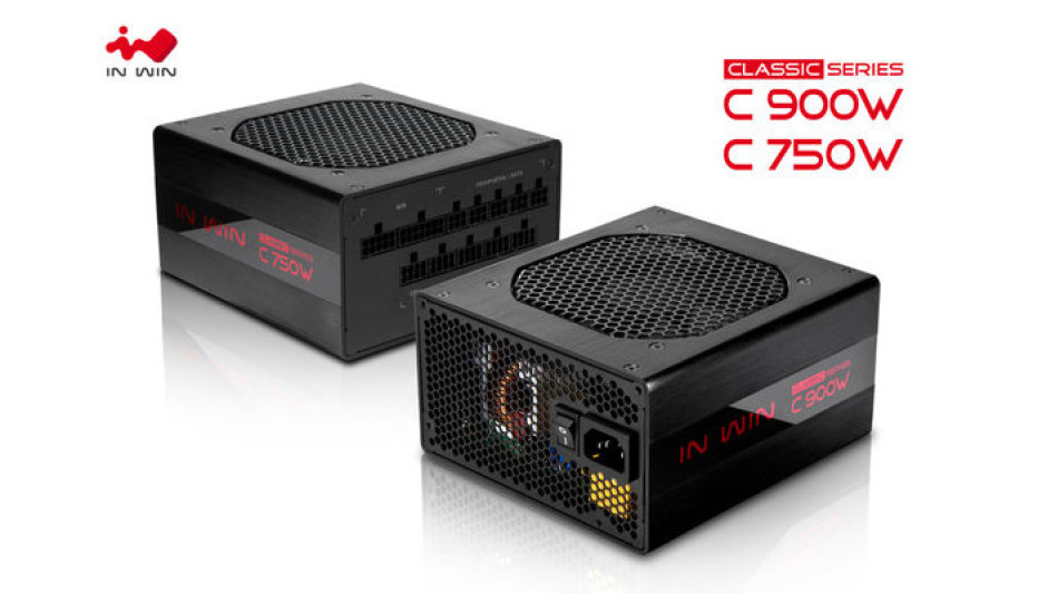 In Win presents two Platinum-certified PSUs