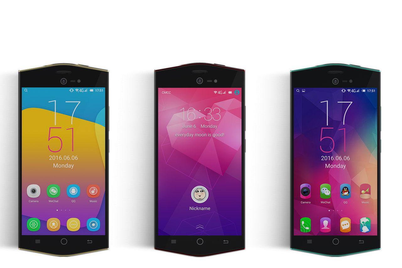 Keecoo K1 smartphone