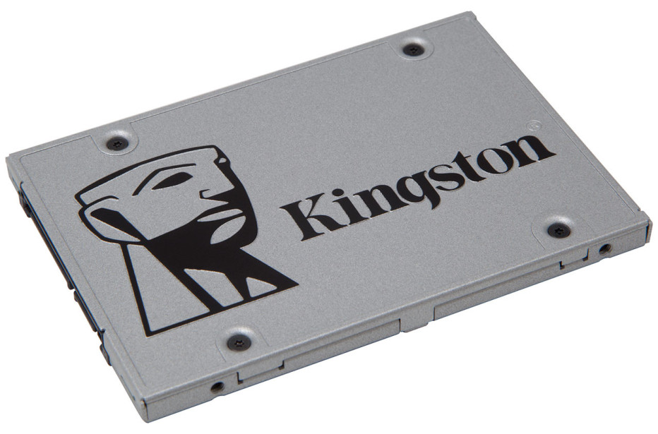 Kingston debuts the UV400 solid-state drive line