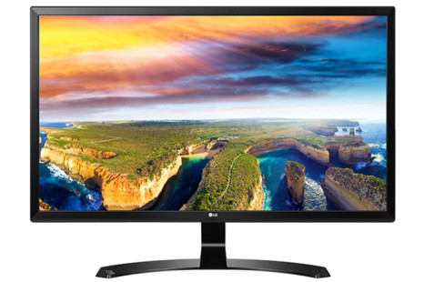 LG announces the 27UD58-B monitor