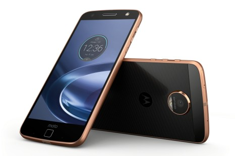 AnTuTu shows Moto Z Play specs