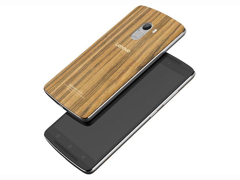 Lenovo Vibe K4 Note wooden
