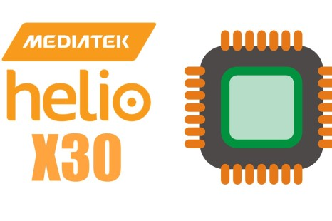 MediaTek presents the Helio X30 chip