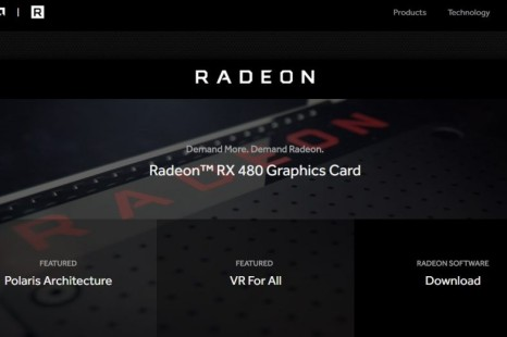 AMD launches Radeon.com web site