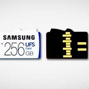 Samsung intros world's first UFS memory cards