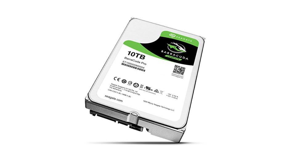 Seagate announces BarraCuda Pro hard drives