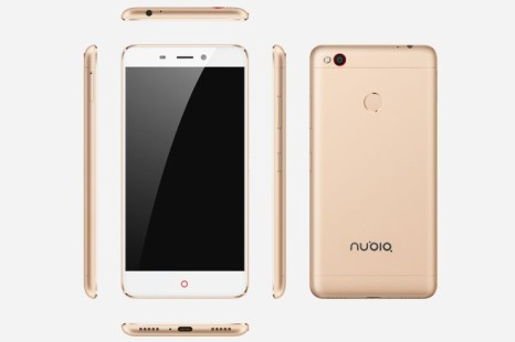 ZTE shows the Nubia N1 smartphone