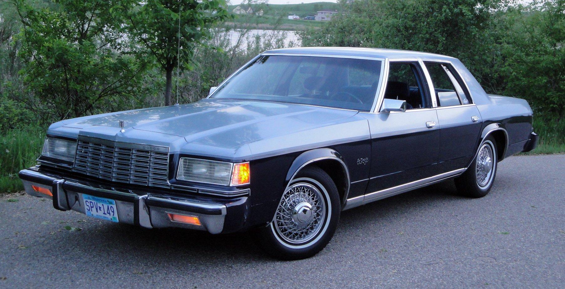 1980 Dodge St.Regis