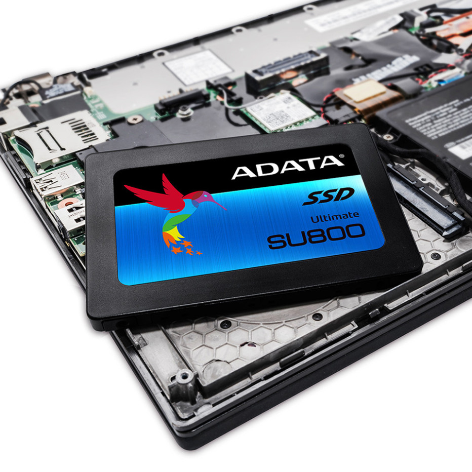 ADATA releases the Ultimate SU800 SSD