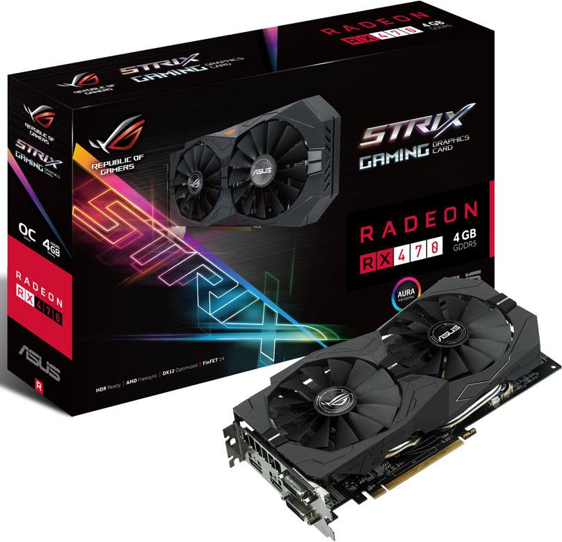 ASUS Strix RX 470
