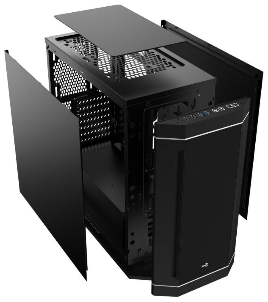AeroCool debuts the DS-230 PC case