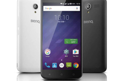 BenQ presents the T55 smartphone