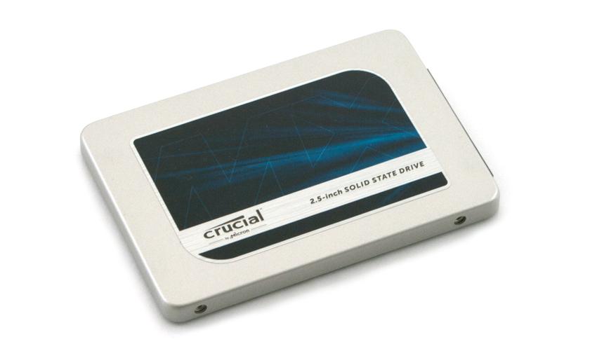 Crucual MX300