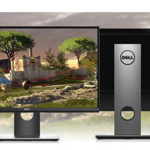 Dell debuts bezel-less gaming monitor